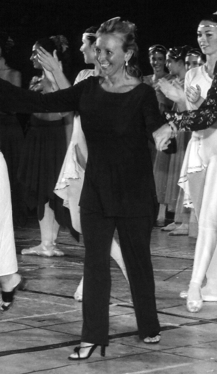 valeria benvenuto scuola danza catania